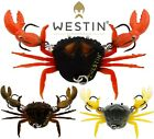 Westin COCO THE CRAB 2cm 6g Lead Free Soft Plastic Bait Owner Hooks Lure Fishing