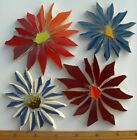 Small & Large Colorful Flowers,Variations, Broken China Mosaic Tiles