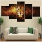 Modern Canvas Wall Art Painting Poster for Living Room Decor Unframed - 5 Panels