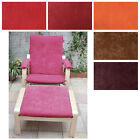 NEW DESIGN (EASY TAKE OFF Slipcover)-Tailor Made For IKEA Poang Arm Chair Custom