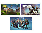 Fortnite Poster on Silk Battle Royale Game Wall Decals Decor Art Print (28x20)