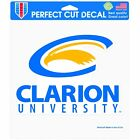 """Clarion Golden Eagles Official NCAA 8"""" x Automotive Car Decal 8x8 by Win ..."""