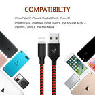 3ft 6ft 10ft USB Charging Adapter Charger Cable Cord For Apple iPad Mini/Pro/Air