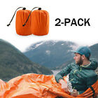 Competent Outdoor Survival Gear 1.5kg Army Green/orange/grey Waterproof Outside Travel Hiking Camping Climbing Duck Down Sleeping Bag Sleeping Bags