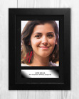 Katie Melua (1) A4 reproduction signed photograph poster. Choice of frame