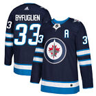 33 A Dustin Byfuglien Jersey Winnipeg Jets Home Adidas Authentic