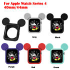 Silicone Case Cute Mickey Mouse Ears Cover for Apple Watch iWatch Series 4 3 2 1
