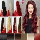 3/4 Wigs Fall Half Wigs Clip In Hair Blonde Brown Red Auburn Copper Ash Silver