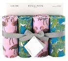 Baby 4-Pack Swaddle Cloths by Rosie Pope (Theme: Flamingos&Palms Print)
