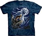 Wolf Spirit Moon Indians T Shirt Adult Unisex The Mountain