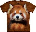 The Mountain Unisex Child Red Panda Portrait Animal T Shirt