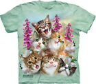 The Mountain Unisex Adult Kittens Selfie Pet Humour T Shirt