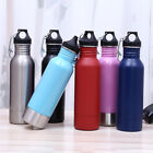 US 12oz Stainless Steel Beer Water Bottle Mug Holder Cooler Thermo Cold Keeper