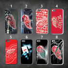Detroit Red Wings iphone 7 case 8 case 6 case 4 5 6s cover 6plus 7plus 8plus $23.99 USD on eBay