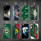 Minnesota Wild iphone 7 case 8 case 6 case 4 5 6s cover 6plus 7plus 8plus $23.99 USD on eBay