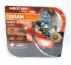 OSRAM Night Breaker LASER Next Generation 150% DUO H1 H3 H4 H7 H8 H11 HB3 HB4