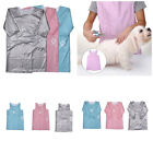 Waterproof Pet Dog Cat Grooming Gown Apron Beauty Cloth With Sleeve Sleeveless