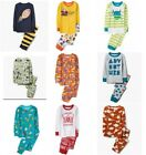 Внешний вид - NWT Gymboree Boys Pajamas Long Sleeve Top and Pants Sizes 3 4 5 6 7 8 10 12 14