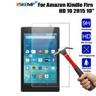 "Tablet Tempered Glass Screen Protector For Amazon Kindle fire 7"" / HD 8""/ HD 10"""