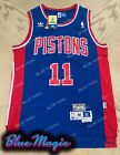 New Dennis Rodman Throwback Swingman Jersey #10 Detroit Pistons Mens