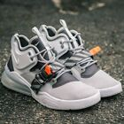 NEW Nike Air Force 270 Men's Shoes Wolf Grey White Sail AH6772-002
