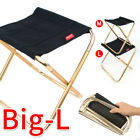 Внешний вид - Portable Folding Chair Outdoor Camping Fishing Picnic Beach BBQ Stools Mini Seat