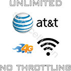 Kyпить AT&T Unlimited 4G LTE No Contract Data Plan $99 Monthly Hotspot Tablet Modem на еВаy.соm