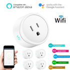 WiFi Smart Mini Plug Outlet voice Control Timer Switch Socket Alexa Google Home