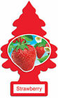 Little Trees Car Home Office Hanging Air Freshener (3 Pack) Buy 4 Get 1 Free