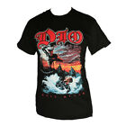 DIO HOLY DIVER GRAPHIC MEN'S T-SHIRT