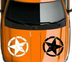 US USA American Army Military 5 Point Star Graphic Vinyl Decal Sticker V7 $5.95 USD on eBay