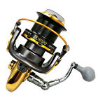 12+1BB Long Casting Spinning Fishing Reels Left/Right Large Line Capacity 5.2:1