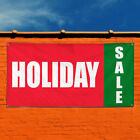 Vinyl Banner Sign Holiday Sale Promotion Business Marketing Advertising Red $17.99 USD on eBay