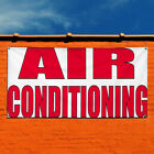 Vinyl Banner Sign Air Conditioning #2 Business Marketing Advertising White $445.47 USD on eBay