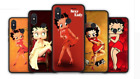 Sexy Girl Betty Boop Soft Black Case For Apple Iphone 5 6 7 8 10 X Xr Xs Max $14.65 CAD on eBay