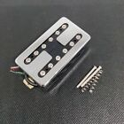 Les Paul Electric Guitar Pickups Humbucker Set Neck Bridge Ceramic Magnet Pickup