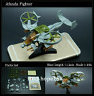 4D Fighter Helicopter Airplane Assembled Model Puzzle Building Figure 1:165