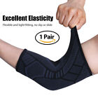 2Pcs Elbow Brace Compression Support Sleeve for Arthritis Tendonitis Joint Pain