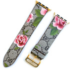 New Designer Apple watch band Kingsnake Blooms Bee strap for series 1 2 3 4 5