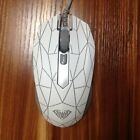 6 Keys Gaming Mouse Gamer Laptop PC Mice Mechanical USB Wired Des PQ