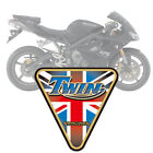 3D Gel Fuel Tank Pad Sticker For Triumph Universal Triple Street Speed Daytona $14.19 USD on eBay