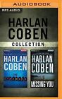 Kyпить 2 Audio Books -The Stranger & Missing You by Harlan Coben, CD: New           A60 на еВаy.соm