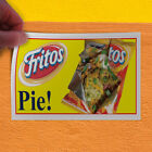 Decal Sticker Frito Pie Red Yellow Style2 Restaurant & Food Outdoor Store Sign $7.99 USD on eBay