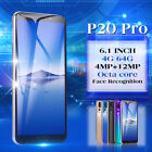"P20 Pro 6.1"" 2 Sim Quad Core 4g+64g Android 8.1 Smartphone Cell Phone Unlocked"