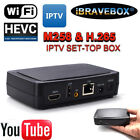 NEW IBRAVEBOX M258 IPTV/OTT Smart Internet TV Box H.265 for Stalker MAG250/254