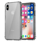 For Xiaomi Redmi 7A 6 Note 8 7 6 5 ProShockproof Transparent Silicone Case Cover