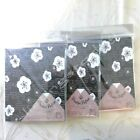 #71127  #71141 Daiso Monotone Designs Origami Paper 80 or 100 Sheets UPick1,2or3
