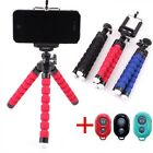 Holder Flexible Octopus Tripod Bracket Phone Camera Selfie Stand Monopod