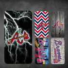 Wallet case for Atlanta Braves iphone 7 iphone 6 6+ 5 7 X XR XS MAX case on Ebay