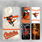 wallet case for Baltimore Orioles galaxy S7 S8 S8plus S9 S9plus S10 S10plus on Ebay